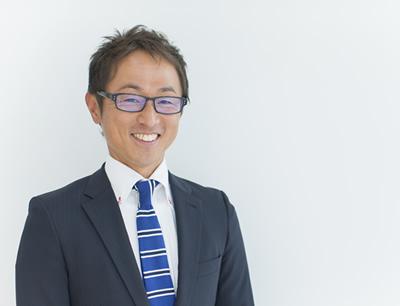 プロジェクトリーダー 浜砂 芳郎